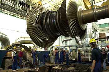 Turbína druhé bloku JE Temelín bude modernizována