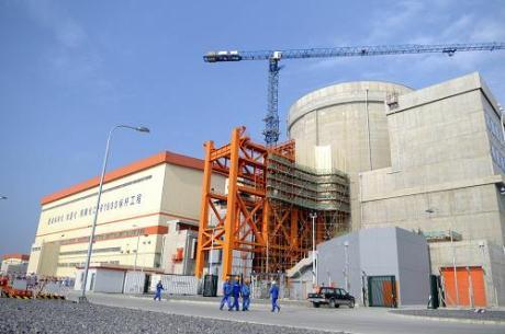 Poprvé od nehody ve Fukušimě schválila Čína nový jaderný projekt