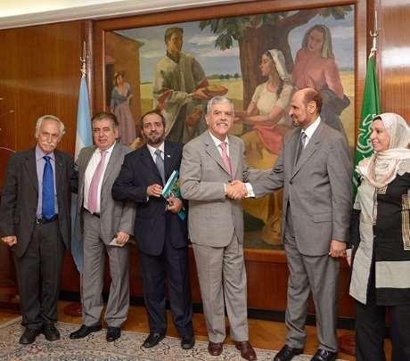 Saudská Arábie a Argentina budou spolupracovat při vývoji jaderných technologií