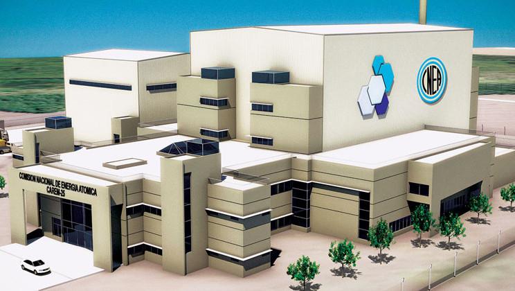 Malý modulární reaktor CAREM-25