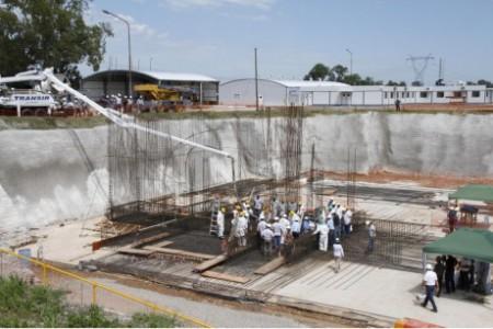 Carem 25 first concrete 460