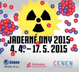 Jaderné dny v Techmanii, 4. 4. – 17. 5. 2015