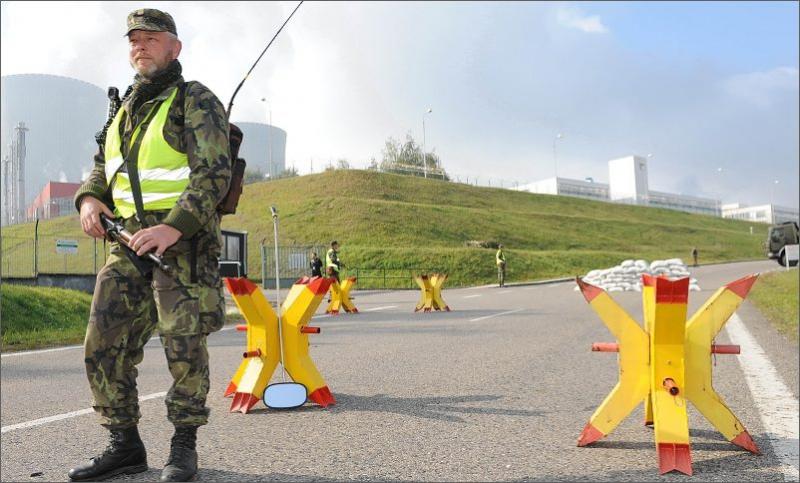 Armáda bude cvičit ochranu Temelína proti vzdušnému útoku