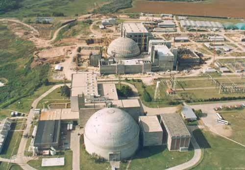 Argentina s Čínou hovoří o nových jaderných elektrárnách