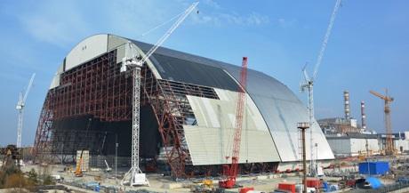 Fond pro kryt reaktoru v Černobylu získá 165 milionů euro