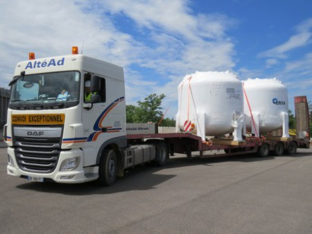 First European ITER delivery - 460 (F4E)