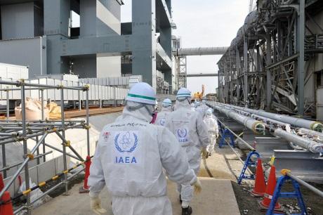Mezinárodní agentura pro atomovou energii sleduje pokrok likvidačních prací v JE Fukušima