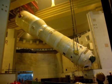 Taishan EPR steam generator - 460 (CNEC)