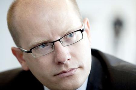 Podle premiéra Sobotky je vládní prioritou dokončení vnitřního trhu energií