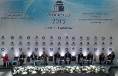 AtomExpo 2015 Plenary session - 460 (Rosatom)