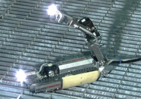 FD2 PCV robot - 460 (Toshiba)