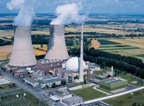 Konec jaderné elektrárny Grafenrheinfeld