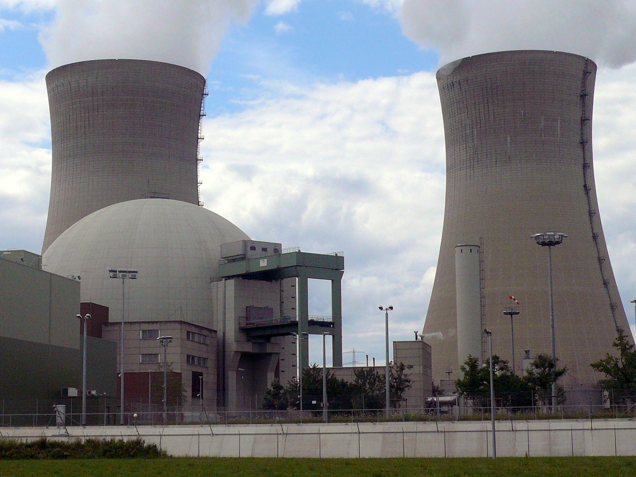 Německo vyřadilo z provozu svoji nejstarší jadernou elektrárnu