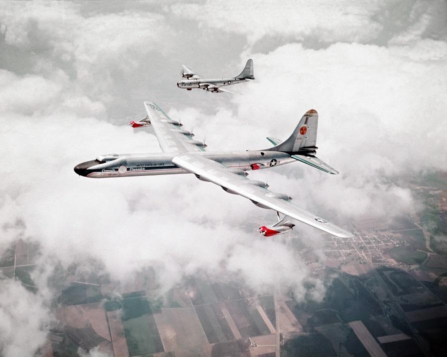 Jaderná letadla – sen konstruktérů, který se nepodařilo splnit