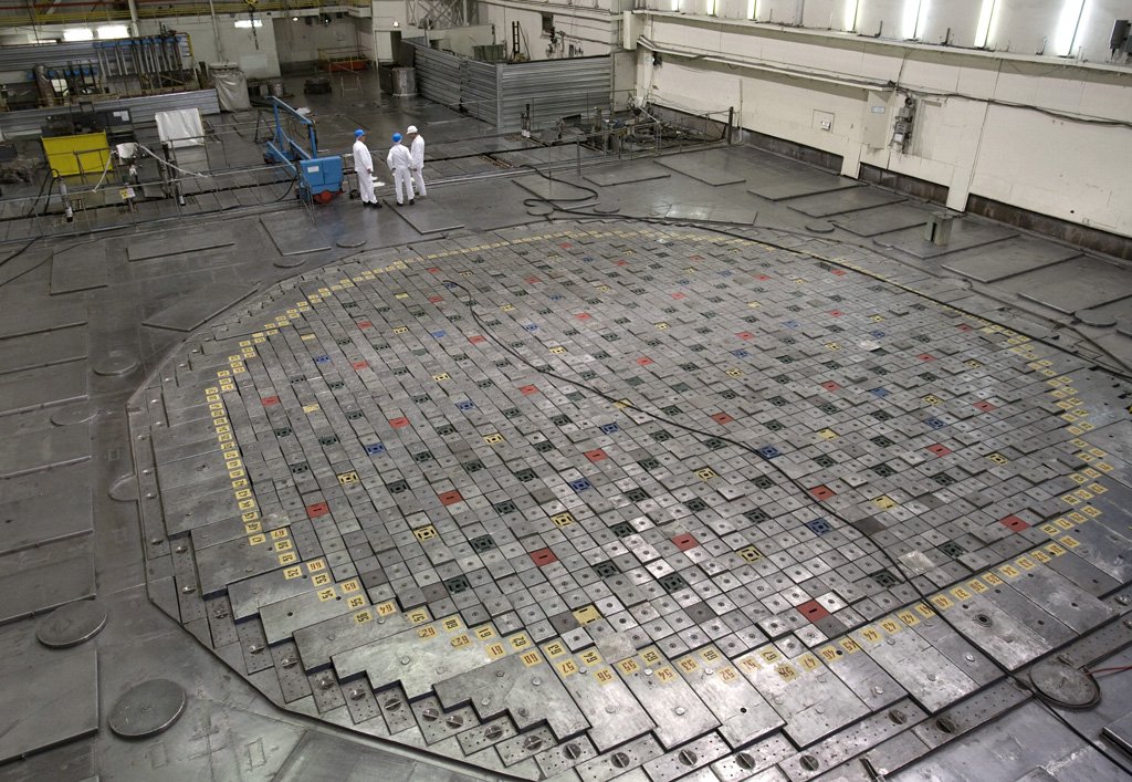 Petrozavodskmaš dokončil kontejnery na vyhořelé palivo z reaktorů RBMK-1000
