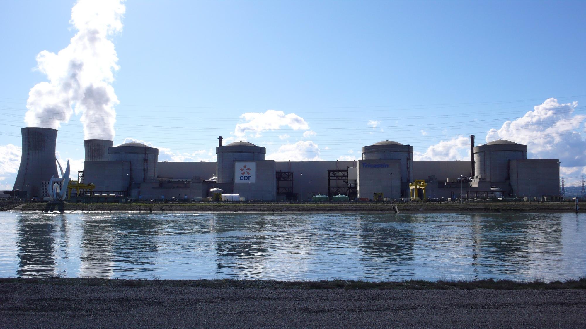 Třetí blok jaderné elektrárny Tricastin splnil podmínky bezpečnostního přezkumu