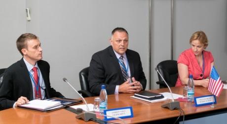 Americké ministerstvo energetiky pomáhá Ukrajině řešit energetickou krizi