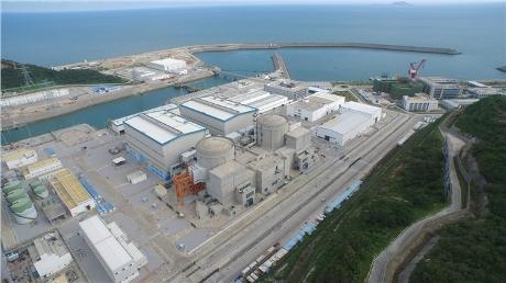 Druhý blok jaderné elektrárny Jang-ťiang vstoupil do komerčního provozu