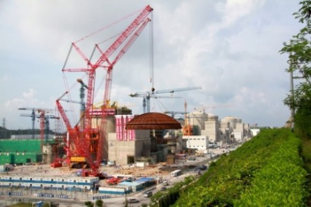 Yangjiang 5 dome installation - 460 (CNECC)