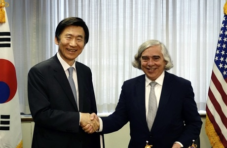 USA a Jižní Korea aktualizovaly dohody o spolupráci