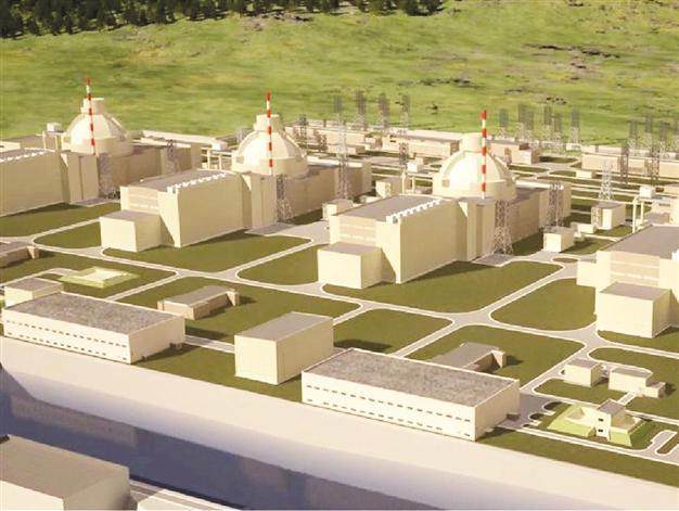 Budoucí provozovatel první turecké jaderné elektrárny obdržel licenci