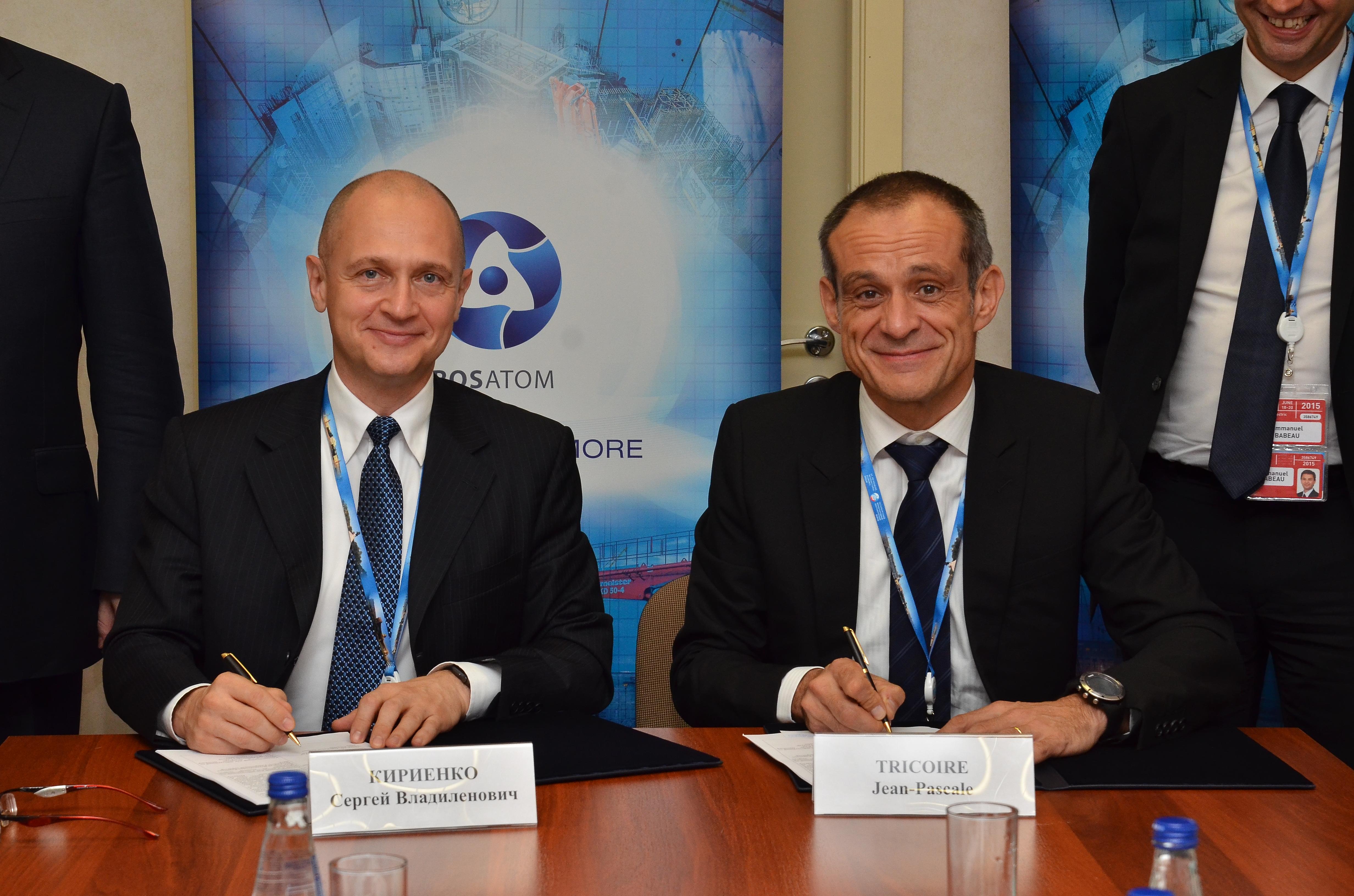 Schneider Electric a Rosatom rozšiřují spolupráci