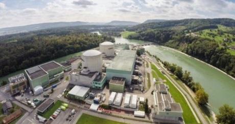 Další kontroly reaktorových nádob v jaderné elektrárně Beznau