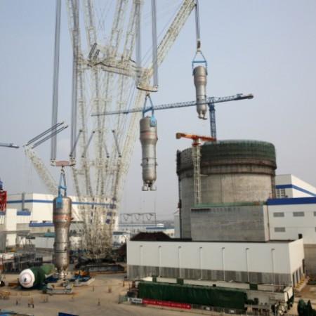 Haiyang 2 steam generator - 460 (SNPTC)