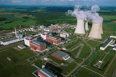 V Temelíně byla naměřena nízká radioaktivita mimo povolené prostory