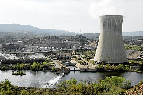 Největším výrobcem elektřiny ve Španělsku zůstávají jaderné elektrárny