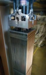 Areva bude testovat nové materiály pokrytí paliva ve švýcarském energetickém reaktoru