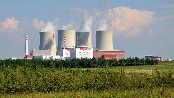 Od soboty bude v jaderné elektrárně Temelín probíhat odstávka prvního bloku