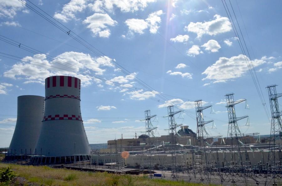 Novovoroněž II: první blok bude připraven k uvedení do provozu v prosinci