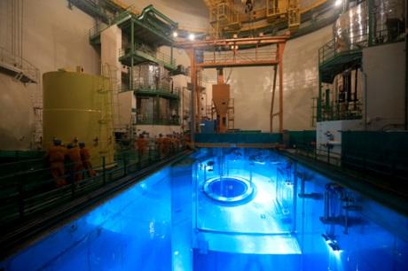 Začalo zakládání paliva do reaktoru prvního bloku JE Čchang-ťiang