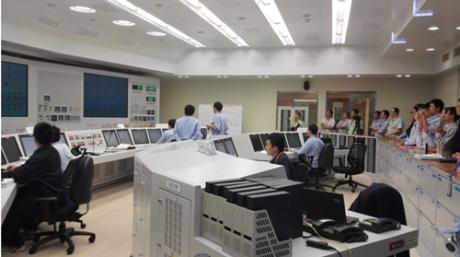 Další čínský jaderný blok byl připojen k rozvodné síti