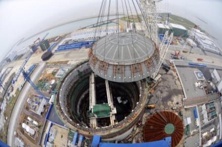 Haiyang 2 dome installation - 460 (SNPTC)