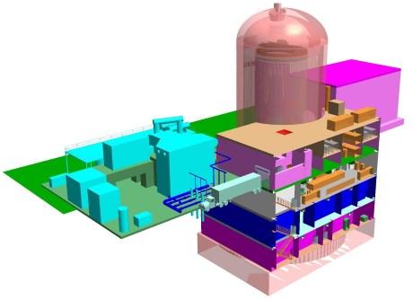 Společnost Mitsubishi bude spolupracovat s firmou Holtec na vývoji malého modulárního reaktoru
