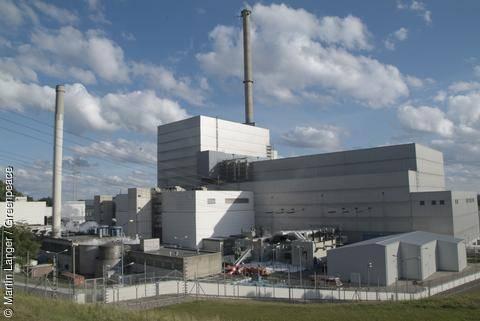Vattenfall žádá o povolení k likvidaci jaderné elektrárny Krümmel