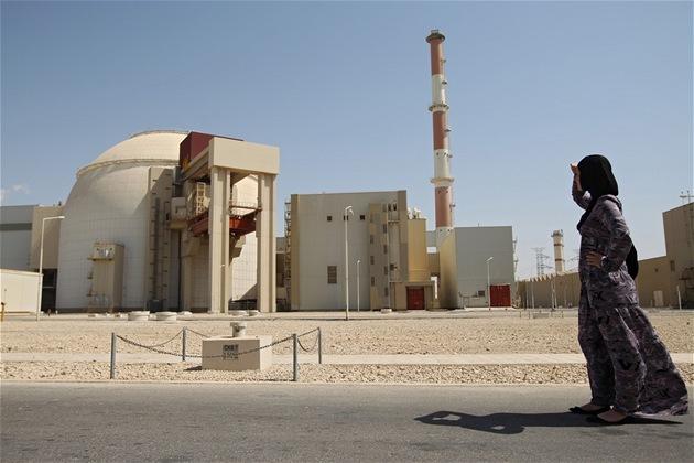 Ruské palivo je připraveno pro íránskou jadernou elektrárnu Búšehr