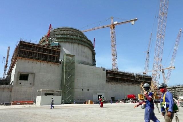 Při výstavbě JE Barakah ve Spojených arabských emirátech dostalo kontrakty až 1100 místních společností