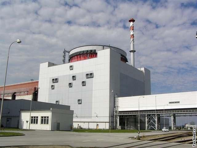 Kontejnment reaktoru v JE Temelín splňuje kritéria těsnosti