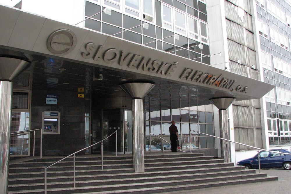 Enel jedná se společností EPH o prodeji podílu ve Slovenských Elektrárnách