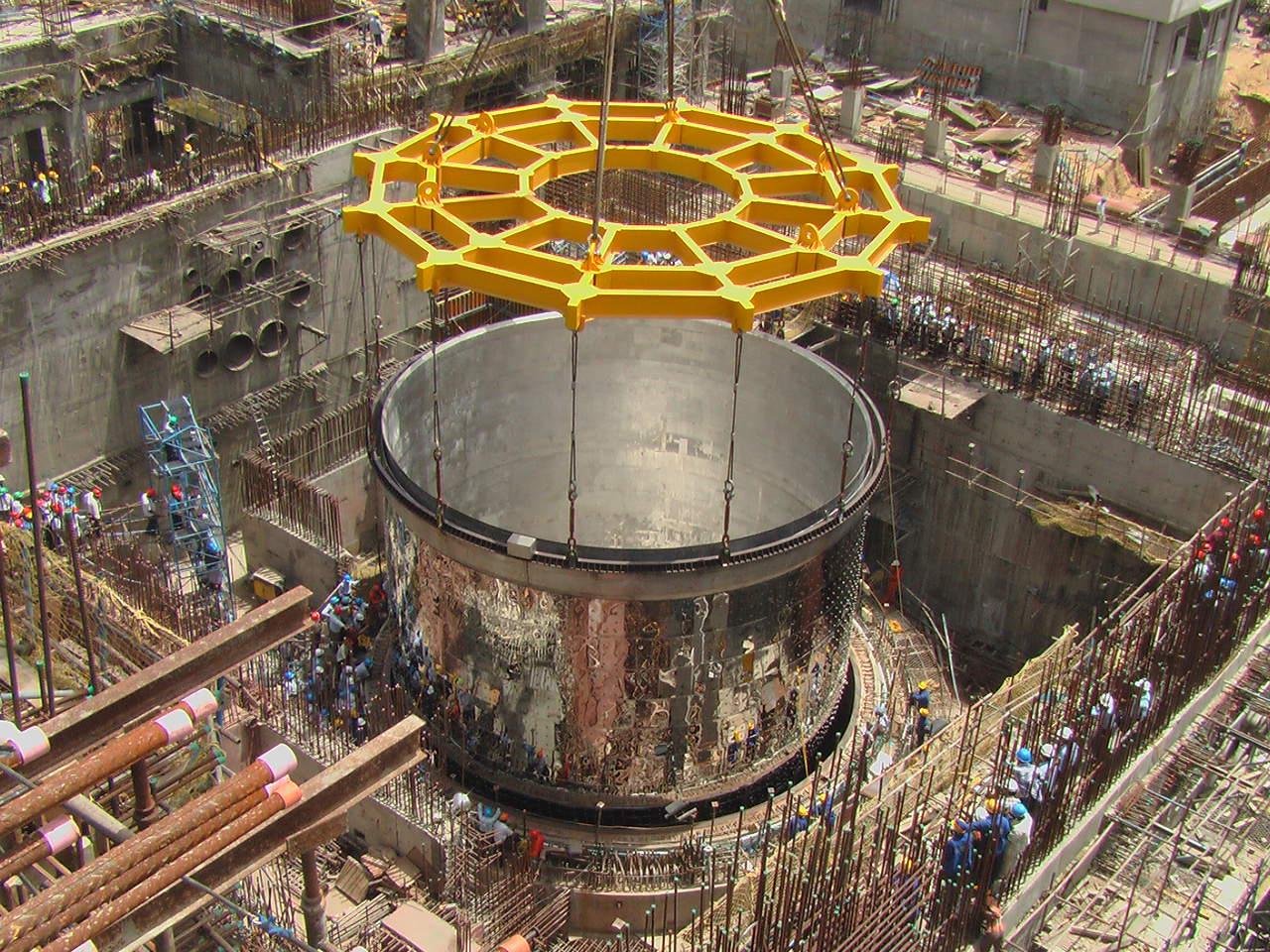 Indický rychlý množivý reaktor brzy dosáhne první kritičnosti