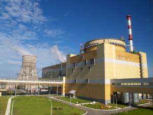 Energoatom chce prodloužit provozní licenci třetího bloku Rovenské jaderné elektrárny