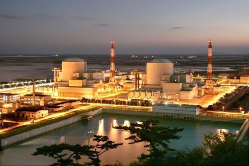 Rusko vyrobilo pro čínskou jadernou elektrárnu Tchien-wan další důležité komponenty