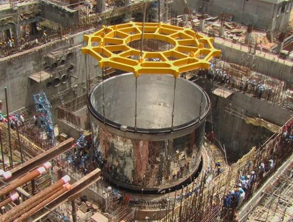 Indické rychlé reaktory chlazené sodíkem