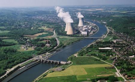Doel nuclear power