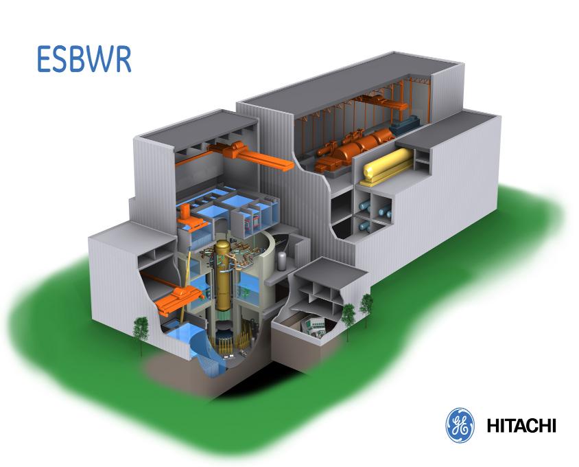 Americká společnost Entergy oficiálně upouští od žádosti o licenci pro reaktor ESBWR