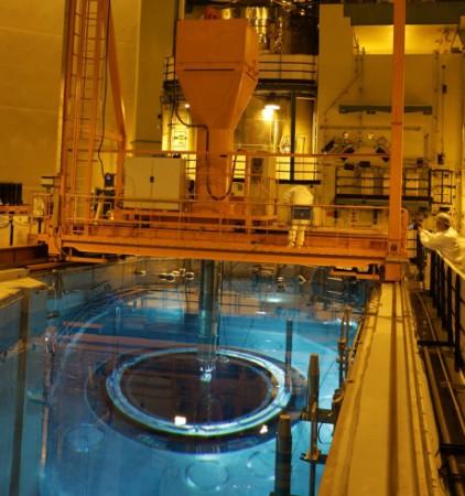 Fangchenggang 1 fuel loading - 460 (CGN)