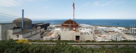 Společnost EDF opět odložila datum spuštění třetího bloku jaderné elektrárny Flamanville